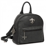 M-BACKBAG07-C1 CRUST NEGRO