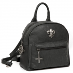 M-BACKBAG07-S1 CRUST NEGRO