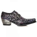 M.7960-S8 VINTAGE FLOWER AMERICA, WEST NEGRO T.DALLAS ACERO